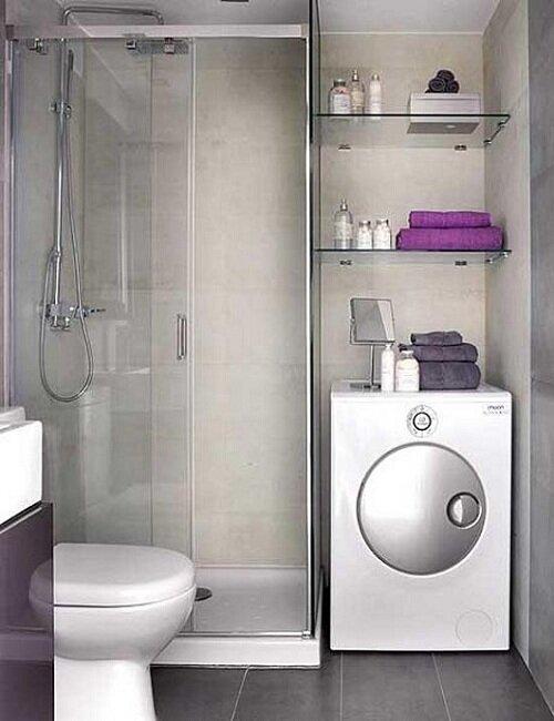 Даже в маленьком помещении можно сделать современный дизайн