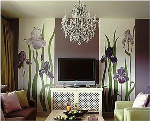 Цветы набирают большой популярности, особенно если они имеют 3D-эффект