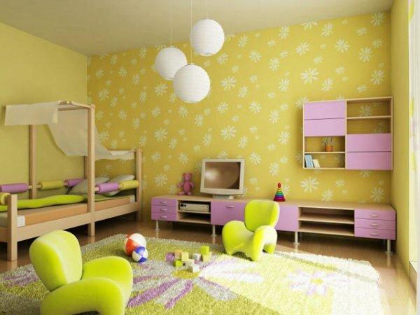Солнечный минимализм для близнецов 4 лет