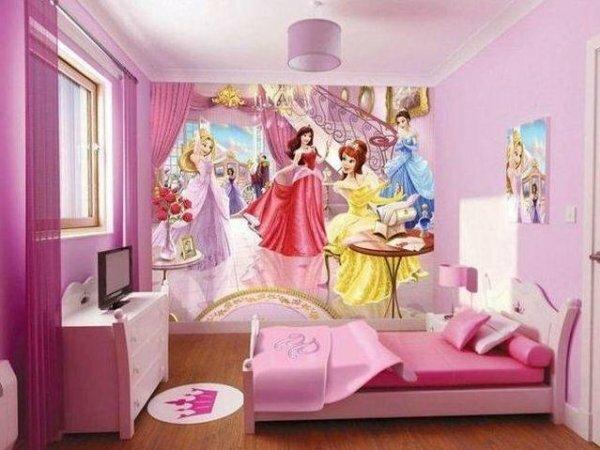 Милые «Диснеевские принцессы»