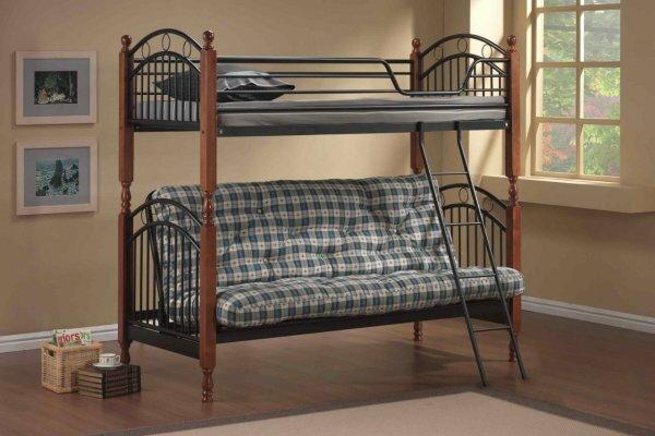 Элегантная кровать-чердак для подростка