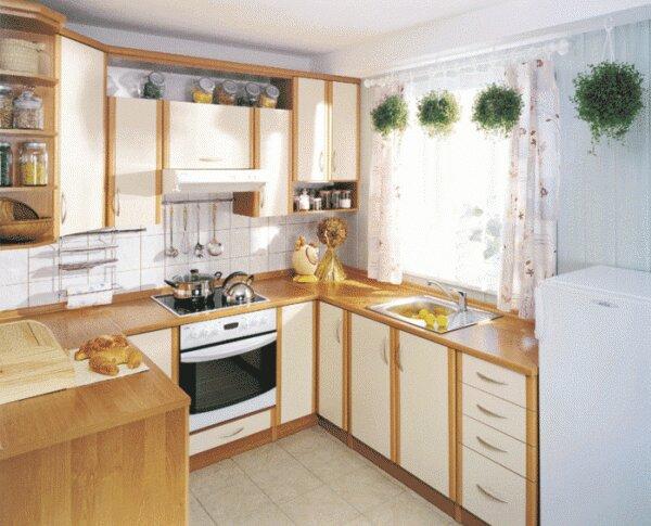 Плитка ‒отличный отделочный материал для кухни в стиле прованс