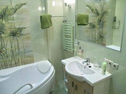 Фото разных вариантов укладки плитки в ванной комнате