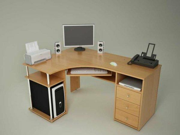 Эргономичный письменный стол для подростка