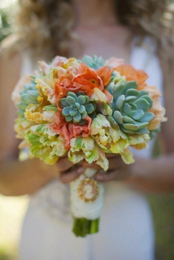 Завораживающие цвета в мягкой осенней гамме