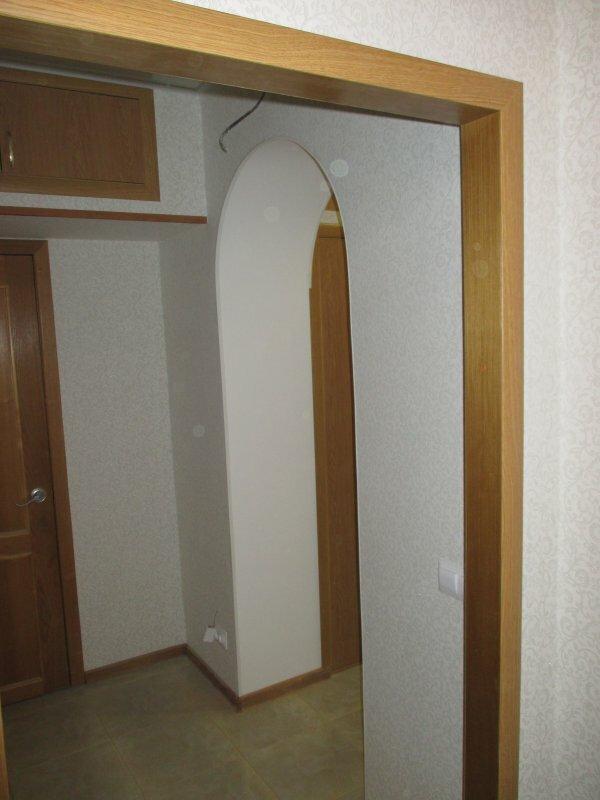 Простое и функциональное решение для небольшой квартиры