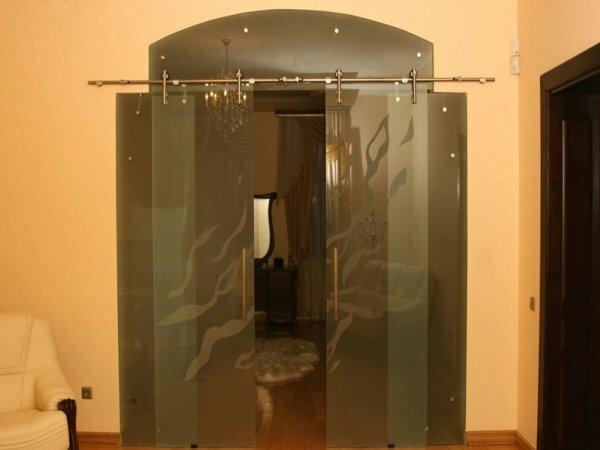 Фото арочного представления дверей
