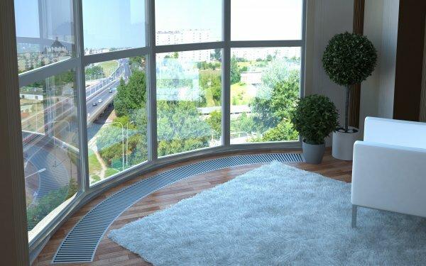 Панорамные лоджии актуальны не только в квартирах, но и в офисах