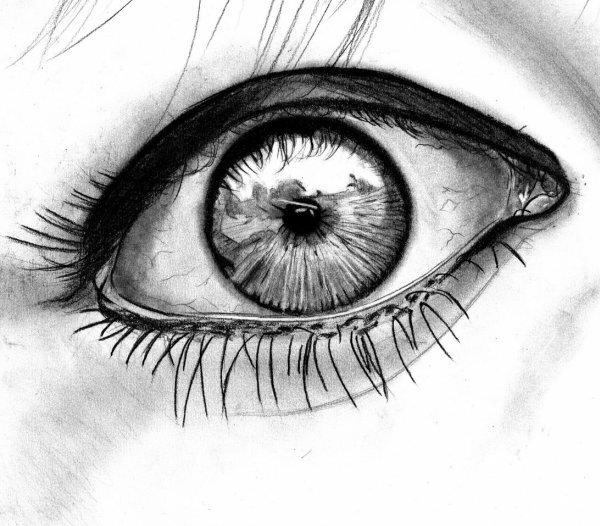Фото глаз – зеркало души