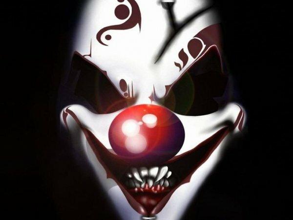 Злой клоун для аватарки в «Стим» – необычное решение
