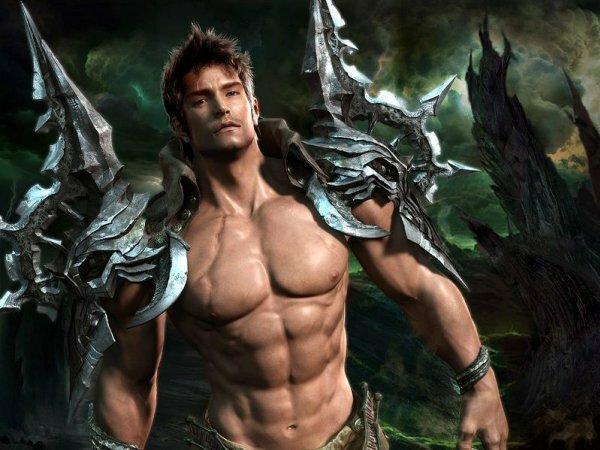 Воинственный рыцарь-лучник – только парням