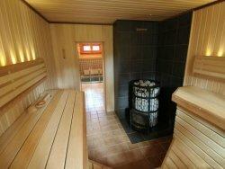 Фото проектов отделки бани внутри