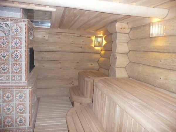 Камин в бане – неотъемлемое сооружение