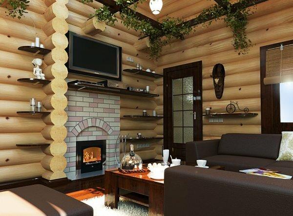 Теплые тона, комфортабельная мебель, правильная расстановка – все создано для качественной релаксации