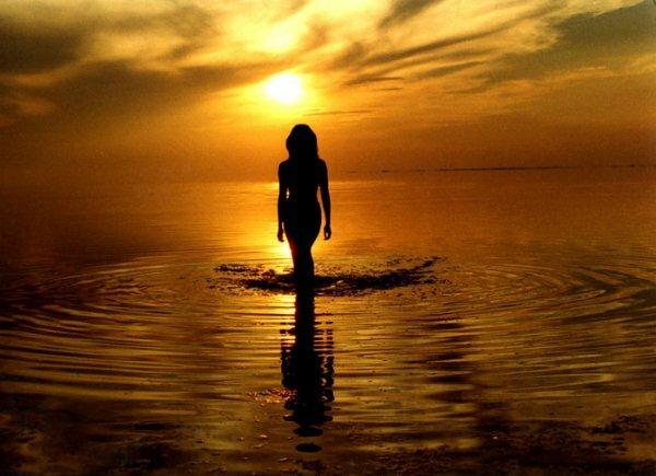 На закате вода теплее, а фото – круче