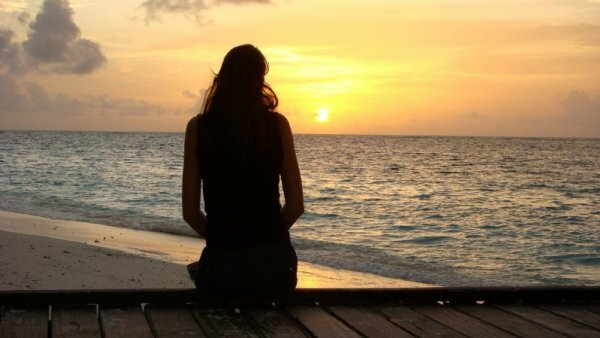 Закат – излюбленная тематика романтиков