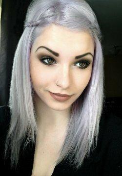 Фото красивых пепельных оттенков волос