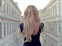 Фото блондинок со спины. Выбираем новую аватарку
