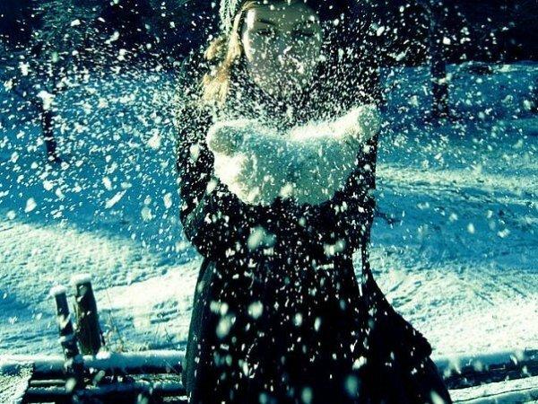 Снежные вихри