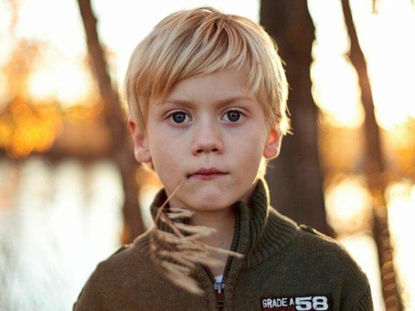 Классическая стрижка для мальчика 7 – 9 лет