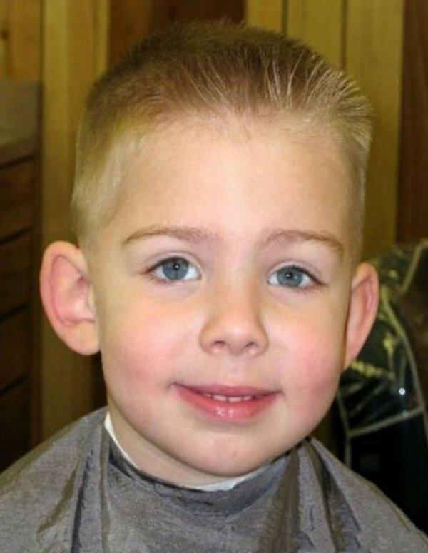 Озорной «ежик» для мальчика 5 – 6 лет
