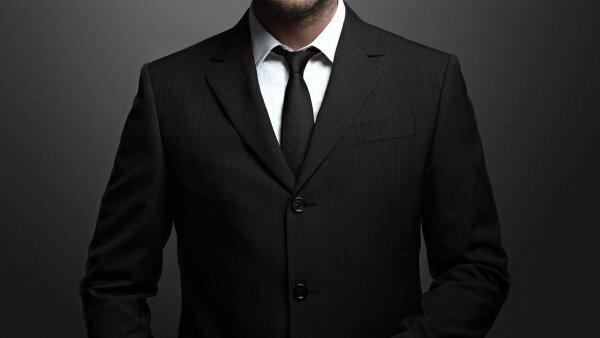 Элегантный и стильный Некто
