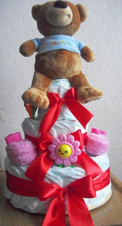 «Веселый мишка Тедди» от крестной