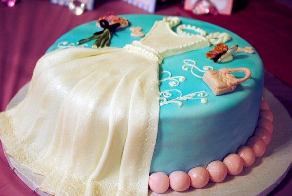 «Платье для принцессы»