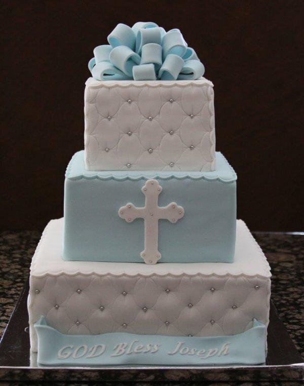 Многоярусный торт «Гора подарков»