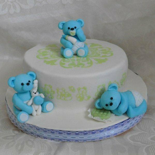 Три веселых медведя – тройняшки, ура!