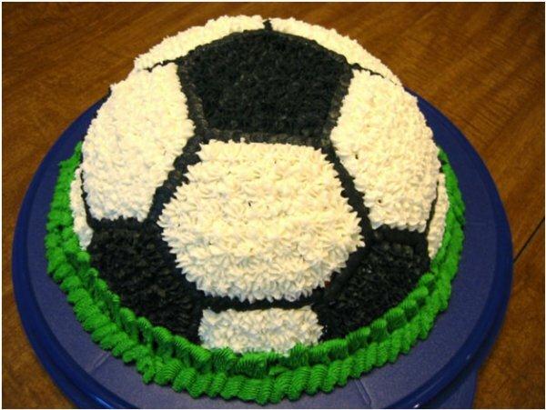 Любимому футболисту – 10 лет!