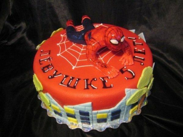 Яркий «Человек-паук»
