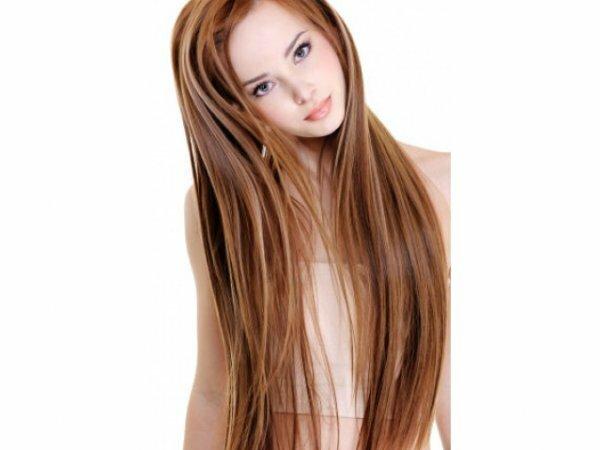 «Частое» колорирование – на длинные волосы