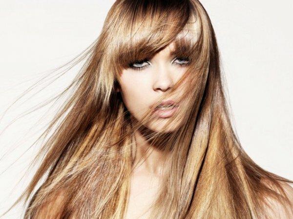 «Жемчужное» колорирование на светло-русые волосы