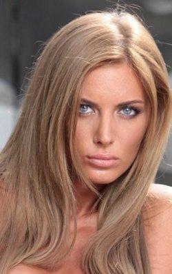 Фото женских причесок для волос русого цвета