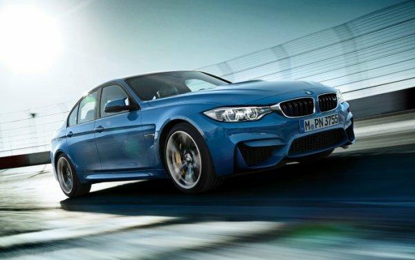 Практичный седан BMW M3