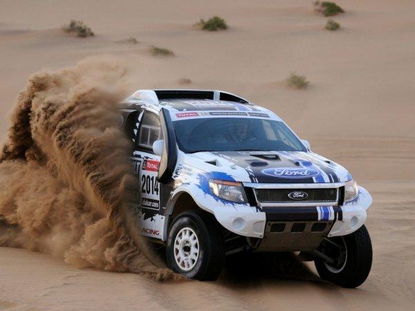 Гроза пустыни Ford