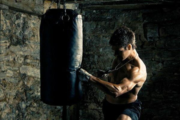 Стильный боксер!