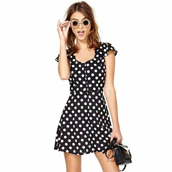 Маленькое летнее платье