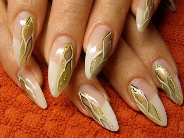 Роскошное «Золотое пламя»