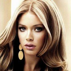 Фото современного мелирования волос
