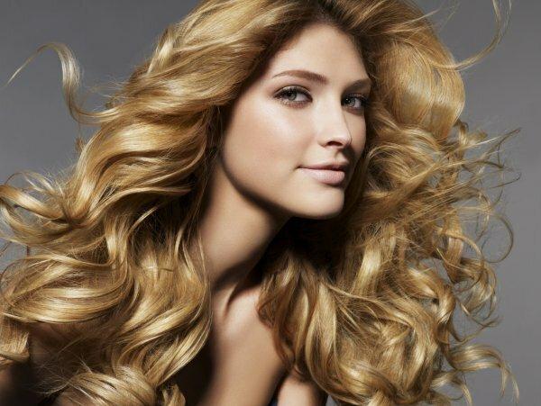 Великолепное венецианское мелирование на русые волосы