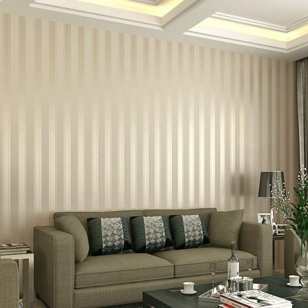 Такой стиль не только визуально вытянет стены вверх, но и сделает ваше помещение гораздо светлее