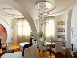 Фото декоративных арок в квартире и советы по оформлению