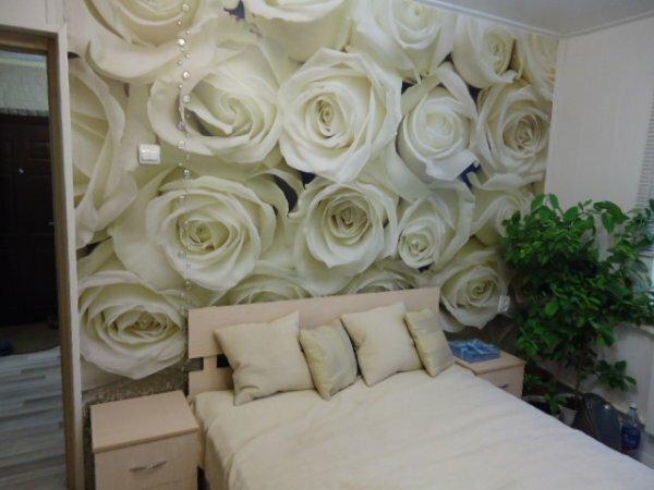 Роскошные 3D «Бутоны роз»