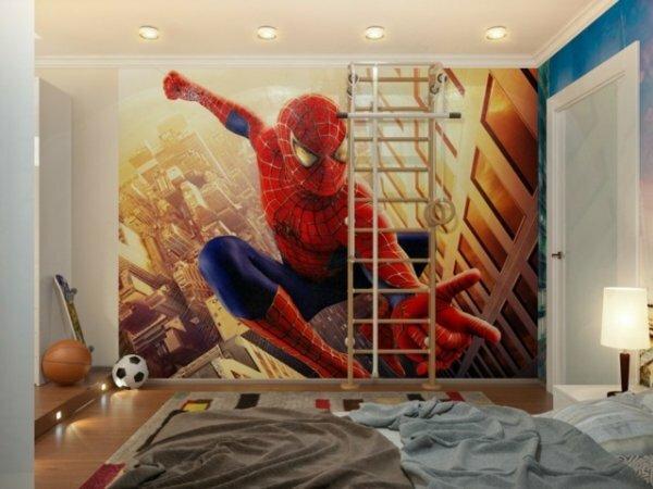 «Человек-паук» для маленького любителя комиксов