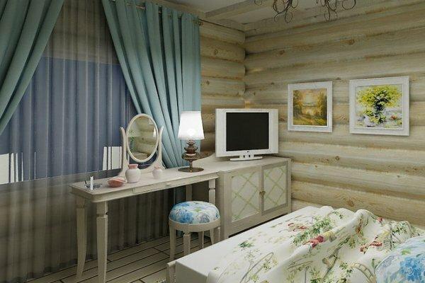 Даже маленький дом может быть уютным