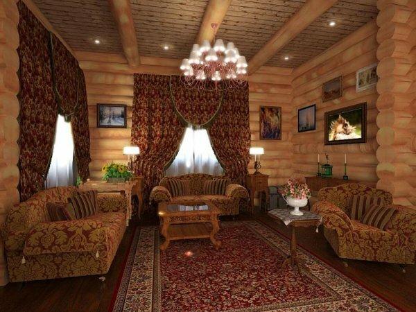 Уютным может быть любое помещение, которое вы называете своим домом