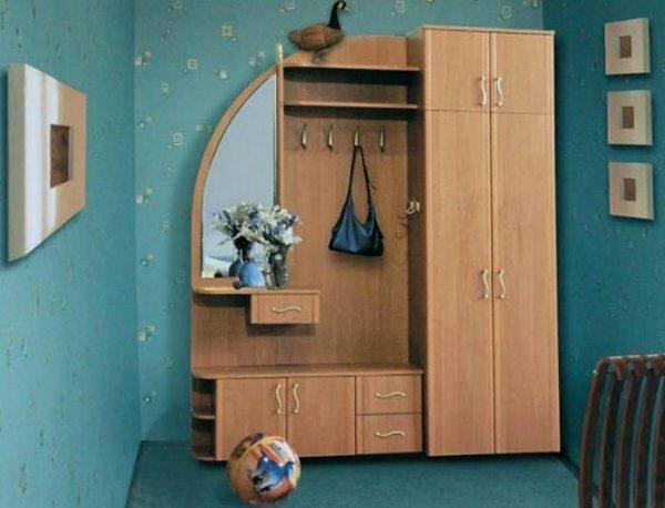 Мебель необычной формы добавит изюминку любому помещению